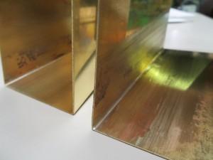 真鍮ロウ付け1-ノースヒルズ溶接工業