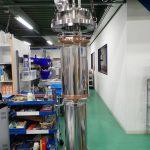 液体窒素・液体ヘリウムタンク4