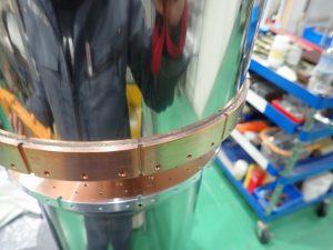 液体窒素・液体ヘリウムタンク1